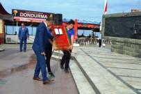 GAZI MUSTAFA KEMAL - Ayvalık'ta Yeni Öğretim Yılına Gecikmeli Tören