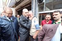 Başbakan Yardımcısı Canikli Ve İçişleri Bakanı Soylu Selden Zarar Gören Beşikdüzü İlçesinde İncelemelerde Bulundu