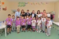 EĞİTİM DÖNEMİ - Başkan Böcek, Uğur Okulları'nı Ziyaret Etti