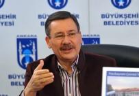 BASIN TOPLANTISI - Başkan Gökçek'ten, CHP'li Emir'in sözlerine tepki