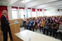 İMAM HATİP LİSESİ - Başkan Kamil Saraçoğlu, '15 Temmuz Demokrasi Şehitleri'ni Anma Programına Katıldı