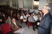 NEVŞEHİR BELEDİYESİ - Belediye Başkanı Ünver 15 Temmuz Vatan Şehitleri Programına Katıldı