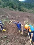 SAĞNAK YAĞMUR - Trabzon'da yağmur felaketi! 2 ölü 1 kayıp