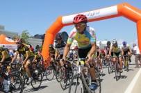 TÜRKIYE BISIKLET FEDERASYONU - Bisiklet Türkiye Şampiyonası 6. Ayak Puanlı Yol Yarışları Sona Erdi