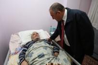 AHMET CENGIZ - Bolu Belediye Başkanı Kore Ve Kıbrıs Gazilerini Ziyaret Etti