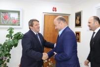 BELEDİYE BAŞKAN YARDIMCISI - Bulgaristan'dan Manisa Büyükşehir Belediyesine Ziyaret