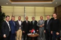 MÜSLÜMAN - Bursa'dan Preşova'ya Destek