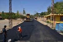SEZAI KARAKOÇ - Büyükşehir'in Asfaltlama Çalışmaları Aralıksız Sürüyor