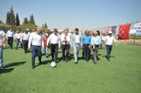 MEHMET ŞÜKRÜ ERDİNÇ - Camili Mahallesi'nde Halı Saha Açıldı