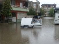 SU BASKINI - Çarşamba Yağmura Teslim