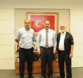 NAMIK KEMAL - Cezayir Mouloud Mammeri Üniversitesi'nden NKÜ'ye Ziyaret