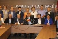 ANAYASA MAHKEMESİ - CHP'den MHP'ye sert eleştiri