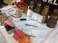 KALAŞNIKOF - Çikolata Kutusu İçinde Bomba Düzeneği