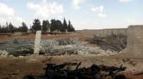 SINIR KAPISI - DAEŞ, Azez'de bombalı intihar saldırısı düzenledi