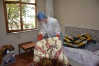 SOSYAL YARDIM - Düzce'de Evde Sağlık Hizmeti Umut Oluyor