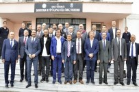 A MİLLİ FUTBOL TAKIMI - Efsane Futbolculardan 'Futbolun Efsaneleri Genç Hükümlülerle Buluşuyor' Projesine Destek
