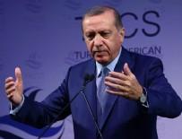 NEW YORK - Erdoğan'dan operasyon sinyali