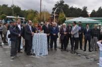 CEMAL ŞENGEL - Erzurum 2016 Otomobil Tanıtım Ve Satış Günleri Başladı