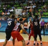 TÜRKIYE BASKETBOL FEDERASYONU - Eskişehir Basket, Federasyon Kupası'nın En Skorer Takımı