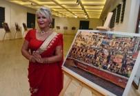 YAŞAM MÜCADELESİ - 'Gezginin İzi Hindistan'ın Gizi' Sergisi Açıldı