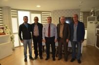 ERZURUMSPOR - GHSİM Ve ASKF, Aras 12 Martspor'a Başarı Dilediler