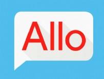 CHROME - Google Allo kullanıma sunuldu