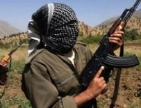 AMANOS DAĞI - Gri listedeki PKK'lı öldürüldü