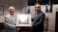 HATTAT - İhlas Vakfı'ndan İHA Genel Müdürü Hamit Arvas'a Hayırlı Olsun Ziyareti