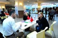 İŞ BAŞVURUSU - İş Arayan Kadınlarla İşverenler Beylikdüzü'nde Buluştu