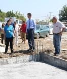 KARAAĞAÇLı - Karaağaçlı'ya, İçme Suyu Arıtma Tesisi Yapılıyor