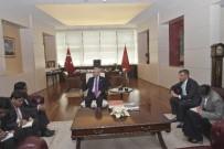 BANGLADEŞ - Kılıçdaroğlu, Bangladeş Büyükelçisi Sıddıki'yi Kabul Etti
