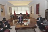BANGLADEŞ - Kılıçdaroğlu Bangladeş Büyükelçisiyle Görüştü