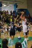 MEHMET GÖDEKMERDAN - Kırçiçeği Bodrum Basket İle Fenerbahçe Maçı Nefes Kesti