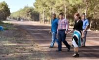 SÜLEYMAN DEMİREL - Kirişçiler Yolu Bulvar Haline Getiriliyor