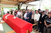 AHMET OKUR - Kore Gazisi Bekir Temel Ebediyete Uğurlandı