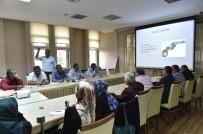 MAMAK BELEDIYESI - Mamak Belediyesi'nden Personeline İş Sağlığı Ve Güvenliği Eğitimi