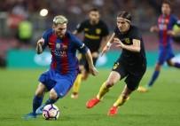 MİLLİ FUTBOLCU - Messi Üç Hafta Yok
