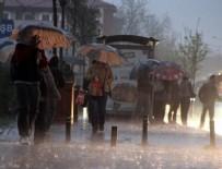 METEOROLOJI GENEL MÜDÜRLÜĞÜ - Meteoroloji'den uyarı