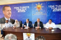 HEKİMHAN - Milletvekili Yaşar'dan Hekimhan'a Ziyaret