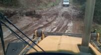 KıZıLDERE - Nazilli'de Aşırı Yağmur Sele Yol Açtı