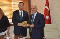 EMRAH ÖZDEMİR - Niğde AK Parti'den Vali Peynircioğlu'na Ziyaret