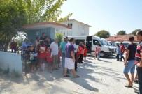 FATIH ÜRKMEZER - Ortaca'da Velilere Servis Ve Yemek Sürprizi