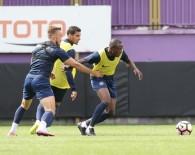 VE GOL - Osmanlıspor, Başakşehir Maçı Hazırlıklarına Devam Ediyor