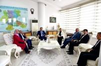 VATANA İHANET - Öznur Çalık Başkan Çakır'ı Ziyaret Etti