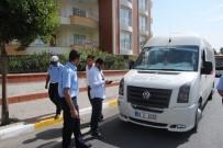 EMNIYET KEMERI - Şanlıurfa'da Okul Servisleri Denetlendi