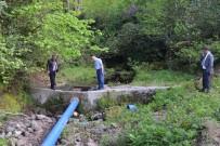 YENIKÖY - SASKİ'den 2.5 Milyon Liralık İçme Suyu Yatırımı