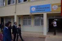 SÜLEYMAN ŞIMŞEK - Şehit Polis Abdullah Delibaş'ın Adı İlkokula Verildi