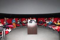 TRAFİK EĞİTİMİ - Serdivan Trafik Park Ve Planetaryum Yeni Eğitim Yılına Hazır