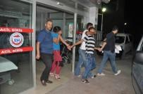 Seydişehir'de Üç Hırsızlık Şüphelisi Tutuklandı