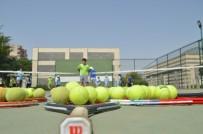 AMED - Tenis Cup Turnuvası 123 Sporcuyla Başladı